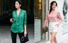 Muốn biết những mốt gì đang hot thì cứ xem street style của quý cô hai miền tuần này!