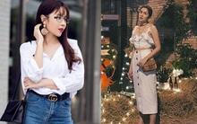 Hà Tăng, Lưu Hương Giang - 2 hot mom trong showbiz Việt khoe street style trẻ trung nhất tuần này