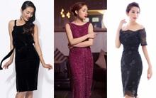 """4 mẫu váy liền """"say lòng người ngắm"""" giúp nàng tỏa sáng tại những buổi tiệc đầu năm mới"""