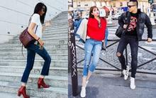 """Điểm mặt 4 kiểu quần jeans đang được kiều nữ Việt """"kết"""" nhất"""