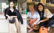 Kỳ Duyên giản dị bất ngờ, Angela Phương Trinh sang chảnh dạo phố ngày giáp Tết