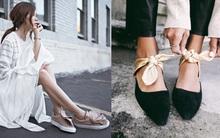 Xu hướng giày dép 2017: Thời đại của những thiết kế