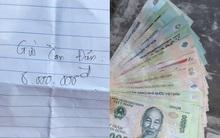 Chồng cống nạp lương cuối tháng, tiện thể gửi thư gọi vợ là