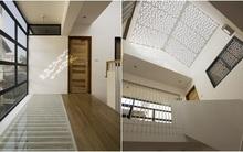 Ngôi nhà 60m² trong ngõ ở Giang Văn Minh: Từ cứ mưa to là ngập nay đẹp miễn chê, tầng nào cũng lung linh nắng