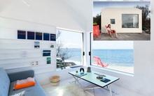 Căn nhà ven biển của chàng trai độc thân chỉ 12m² nhưng đã nhìn là mê tít bởi quá đẹp và tiện nghi