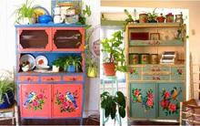 Tủ đồ phong cách retro - món nội thất cũ mà chất gợi nhớ đến thuở
