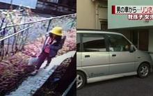 Phát hiện vết máu của bé gái Việt trên xe của nghi phạm