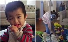 Qua camera, cha mẹ chết lặng khi thấy y tá bạo hành dã man con trai 2 tuổi tàn tật