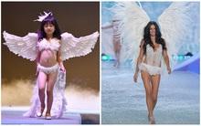 TQ: Dư luận dậy sóng khi trung tâm thương mại cho trẻ nhỏ biểu diễn trang phục nội y như Victoria's Secret