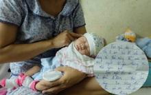 Hà Nội: Sinh con sau khi chia tay người yêu, cô gái gửi con ở lại nhà trọ cùng lá thư rồi bỏ đi