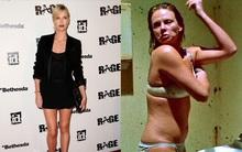 """Nữ diễn viên Charlize Theron đã giảm cân ngoạn mục thế nào sau khi đóng phim """"Monster""""?"""