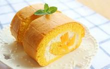 Công thức làm bánh cuộn nhân xoài ăn mãi không chán