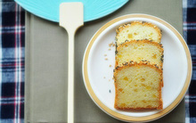 Nhâm nhi bữa sáng ấm nồng với món bánh gừng