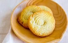 Bánh quy bơ - công thức cơ bản ai cũng làm thành công