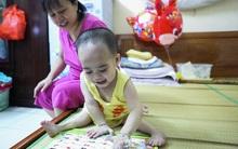 Một ngày của cô bé 4 tuổi không được đến trường,