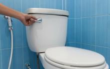 Chuyên gia khuyên: Mỗi khi xả nước bồn cầu nhớ ngậm miệng lại