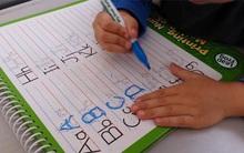 Dạy trẻ học chữ sớm: Làm thế nào để không hại con?
