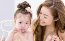 Con gái Elly Trần đáng yêu đến