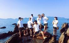 5 bãi biển vừa không cần bon chen đông đúc, vừa thoải mái đi về trong 2 ngày cuối tuần gần Hà Nội