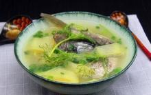 Thêm một cách nấu canh cá ngon lạ đổi món cho bữa tối