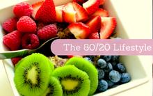 Bí quyết giảm cân chỉ nhờ ăn uống của những người dù không nổi tiếng nhưng cũng rất hiệu quả