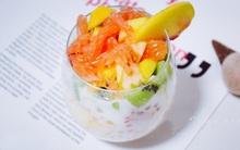 Làm đẹp da ngày thu với món chè trái cây ngọt lịm
