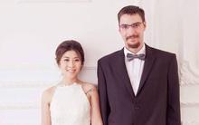 Cô gái Việt kể chuyện đi du học cưới đúng chàng trai Úc đầu tiên mình nói chuyện