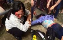 Hà Nội: Đi bán tăm dạo, 2 người phụ nữ bị dân làng đánh dã man vì nghi bắt cóc trẻ con