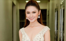 """Á hậu Thùy Dung không ngại diện váy """"đụng hàng"""" Phạm Hương ở The Face"""