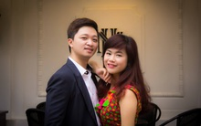 Chuyện tình yêu định mệnh của chàng Việt Kiều gặp cô bán đồ handmade vào