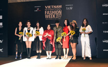 Tuần lễ thời trang Việt Nam Thu/Đông 2017 sẽ được tổ chức tại Hà Nội vào 31/10 tới