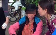 Vợ bị bồ đánh bật máu ngay ở chợ, chồng thờ ơ không can ngăn?