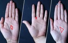 Ai cũng có đường chỉ tay nhưng không biết chúng hình thành như thế nào và có tác dụng gì