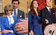 Hóa ra hầu hết đồ trang sức của Công nương Kate đều là đồ