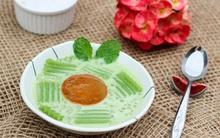 Caramen trà xanh trân châu - món ngon nhất định bạn phải thử hè này