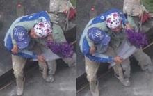 Ngày Quốc tế hạnh phúc, ngắm khoảnh khắc cặp đôi công nhân ôm hôn nhau giữa lấm lem...