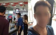 Thanh niên chen ngang hàng trong siêu thị, mắng người khác