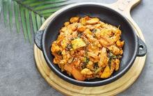 Đậm vị đưa cơm với món gà xào rau củ