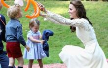 Bận trăm công nghìn việc nhưng cách dạy con của Kate Middleton vẫn khiến triệu người