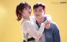 Choi Ae Ra và Go Dong Man - cặp đôi