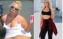 Cô gái nghiện ăn này đã giảm gần 39kg chỉ nhờ tuân theo vài quy tắc đơn giản ai cũng làm được