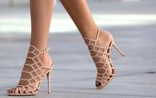 Đừng nói đi mà bạn sẽ chạy trên giày cao gót dễ như chơi nếu biết 7 mẹo sau