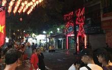 Hà Nội: Hỗn chiến trước quán bar trên phố Mã Mây, nhiều người bị thương