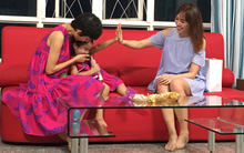Xuân Lan mách nước Hari Won bí quyết xây dựng gia đình giữa