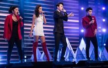 Rocker Nguyễn - Cindy V nhảy múa mở màn ấn tượng tại Asian Television Awards 2017