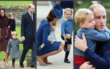 Hoàng tử George mang họ gì khi đi học và câu chuyện ít người biết về cái họ của gia đình hoàng tộc Anh