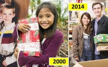 Tặng quà từ thiện cho một cô bé lúc 7 tuổi, nhiều năm sau, anh chàng bất ngờ nhận được món quà vô cùng lớn