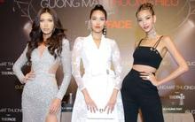 Vừa ra mắt, bộ ba quyền lực The Face Việt Nam đã đến trễ khiến khách mời chờ