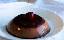 Làm pudding cacao núng nính mát lịm ăn một lại muốn ăn hai