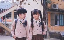 Hoa khôi nhí Tuyên Quang tiếp tục gây sốt trong bộ đồng phục đẹp như nữ sinh Hàn Quốc
